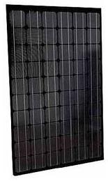 Monokrystallinsk panel