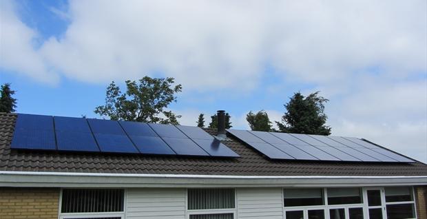 Fordele ved at afskrive på Solceller med 115%